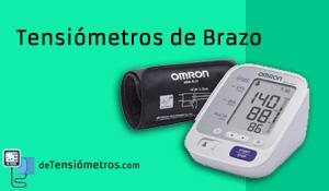 Tensiómetros de brazo fiables